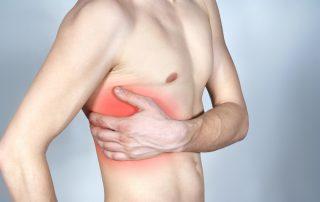 Bruised ribs